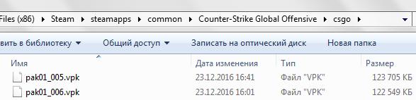 Ошибка pure server file game pak01_015 vpk - Другое - Каталог статей